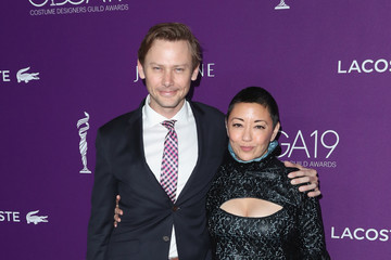 Jimmi Simpson 19th CDGA (Costume Designers Guild Awards) - Arrivals and Red Carpet