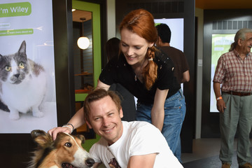 Jimmi Simpson Grand Opening of the Wallis Annenberg PetSpace