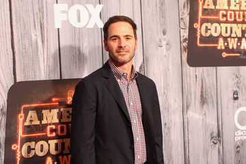Jimmie Johnson Arrivals at the American Country Countdown Awards
