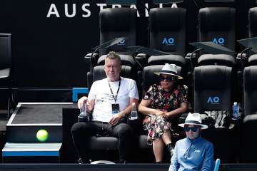 Jimmy Barnes 2019 Australian Open - Day 7