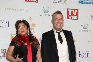 Jimmy Barnes 2016 Logie Awards - Arrivals