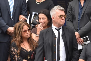 Jimmy Barnes Malcolm Young Funeral Service