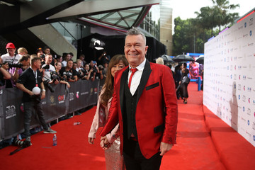 Jimmy Barnes 30th Annual ARIA Awards 2016 - Arrivals