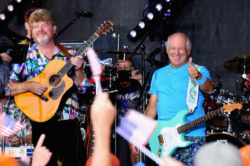 Jimmy Buffett Jimmy Buffett Performs on NBC's 'Today'