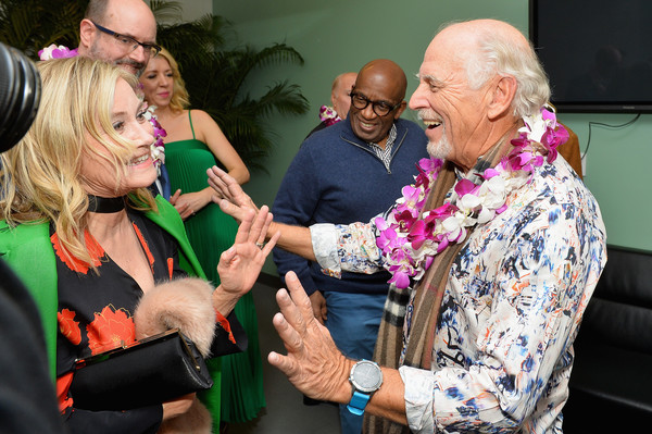 Jimmy Buffett And Cast Of 'Escape Tp Margaritaville' Celebrate Broadway Opening
