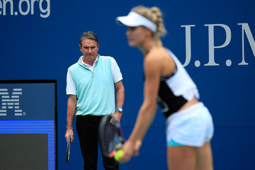 Jimmy Connors 2015 US Open - Previews
