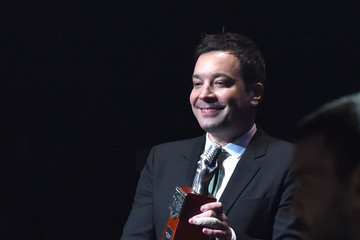 Jimmy Fallon 2015 Memphis Music Hall of Fame Induction Ceremony