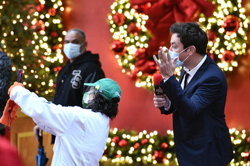 Jimmy Fallon The World-Famous Macy's Thanksgiving Day Parade® Kicks Off The Holiday Season For Millions Of Television Viewers Watching Safely At Home