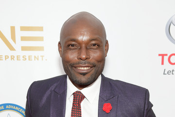 Jimmy Jean-Louis 49th NAACP Image Awards - Red Carpet