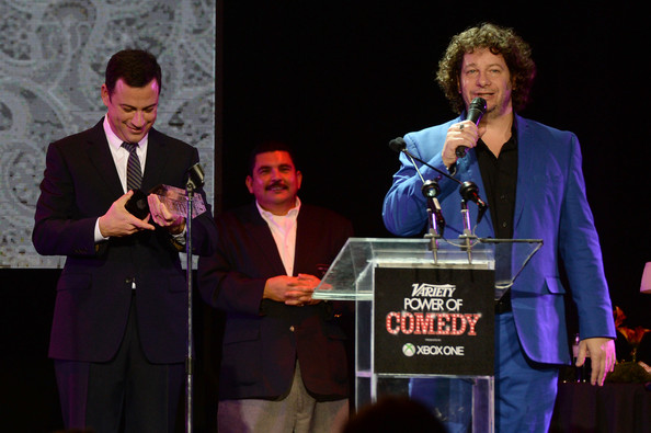 Jimmy Kimmel and Guillermo Rodriguez Photos Photos ...