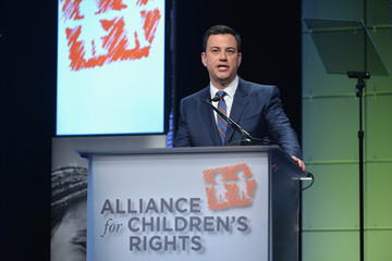 Jimmy Kimmel Inside the Alliance for Children's Rights Dinner