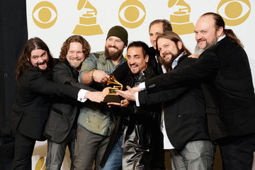 Jimmy Martini The 55th Annual GRAMMY Awards - Press Room