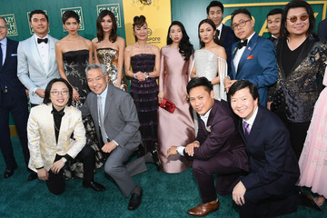 Jimmy O. Yang Warner Bros. Pictures' 'Crazy Rich Asians' Premiere - Red Carpet