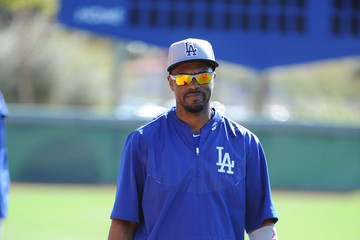 Jimmy Rollins Los Angeles Dodgers v Chicago White Sox