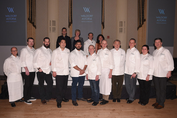 Taste of Waldorf Astoria