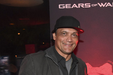 Jimmy Smits Xbox and 'Gears of War 4' Atlanta Event