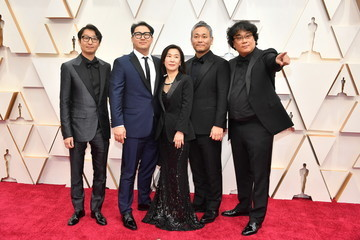 Jin Won Han 92nd Annual Academy Awards - Arrivals