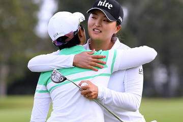 Jin-Young Ko HUGEL-JTBC Championship - Round Three