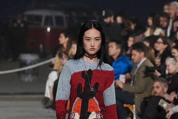 Jing Wen TommyLand Tommy Hilfiger Spring 2017 Fashion Show - Runway