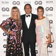 Jo Wood GQ Men Of The Year Awards 2018 - Red Carpet Arrivals