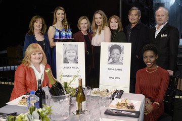 JoBeth Williams Cyd Wilson The 22nd Annual Screen Actors Guild Awards - SAG Awards Behind-the-Scenes - Day 1