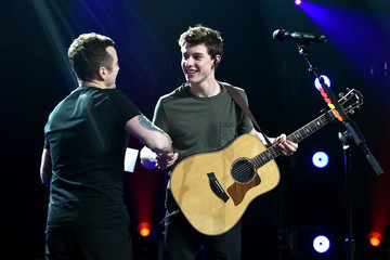 JoJo Wright Shawn Mendes iHeartRadio Music Awards Fan Army Nominee Celebration, Presented By Taco Bell Featuring Shawn Mendes At The iHeartRadio Theater Los Angeles