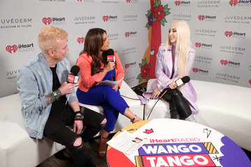 JoJo Wright Sisanie 2019 iHeartRadio Wango Tango Presented By The JUVÉDERM® Collection Of Dermal Fillers - Backstage