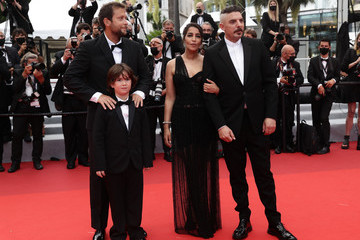 """Joachim Lafosse """"Les Intranquilles (The Restless)"""" Red Carpet - The 74th Annual Cannes Film Festival"""