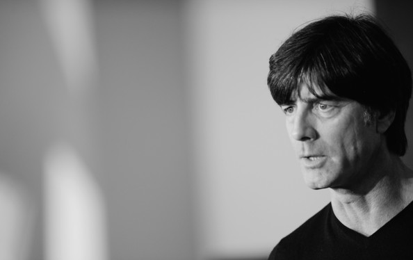 Joachim Loew - Germany - Training & Press Conference