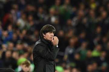 Joachim Low Northern Ireland v Germany - FIFA 2018 World Cup Qualifier