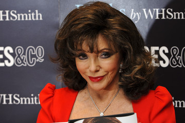 Joan Collins Joan Collins - Book Signing