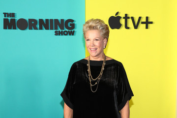 """Joan Lunden Apple TV+'s """"The Morning Show"""" World Premiere"""