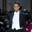 Joan Smalls Alexandre Vauthier : Runway - Paris Fashion Week - Haute Couture Spring/Summer 2020