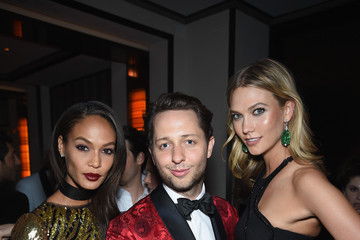 Joan Smalls Karlie Kloss Michael Kors and iTunes After Party at the Mark Hotel
