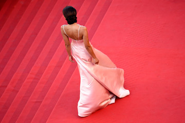 Joan Smalls 'Youth' Premiere - The 68th Annual Cannes Film Festival