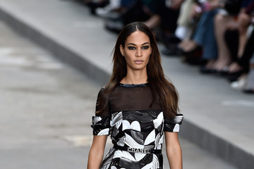 Joan Smalls Chanel Runway Show