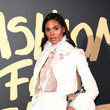 Joan Smalls Red Carpet Arrivals - Fashion For Relief London 2019