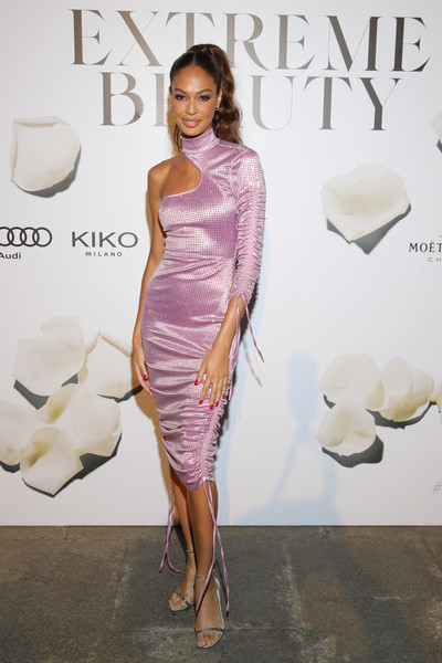 Spring Cocktail Dresses 2020.Joan Smalls Joan Smalls Photos Vogue Italia Cocktail