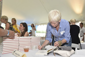 Joanna Coles Authors Night At East Hampton Library