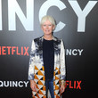 Joanna Coles Netflix's 'Quincy' New York Special Screening