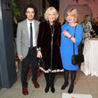 Joanna David The Duchess Of Cornwall Attends A Reception To Mark The Launch Of The 'Glorious Grandparents' Initiative