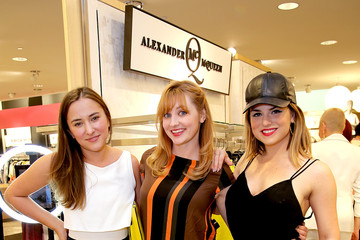 Joanna Levesque Neiman Marcus And Teen Vogue Celebrate McQ's Spring Collection, Hosted By Zelda Williams