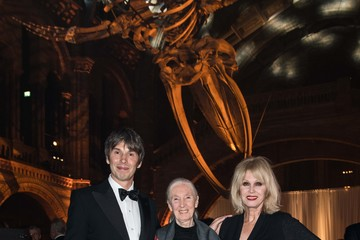 Joanna Lumley National Geographic's an Evening of Exploration