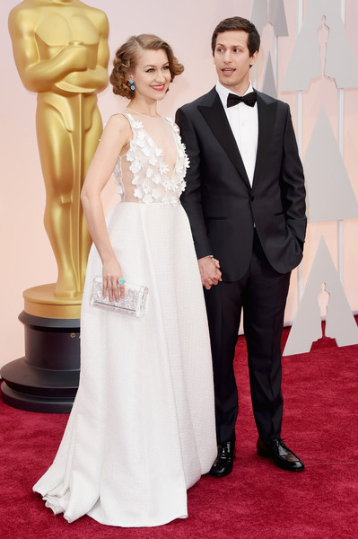 Joanna Newsom - Arrivals at the 87th Annual Academy Awards — Part 3