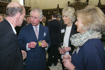 Joanna Trollope The Prince of Wales & Duchess of Cornwall Attend the Friends of the National Libraries Reception