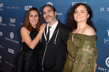 Joaquin Phoenix The Art Of Elysium's 12th Annual Celebration - Heaven - Red Carpet
