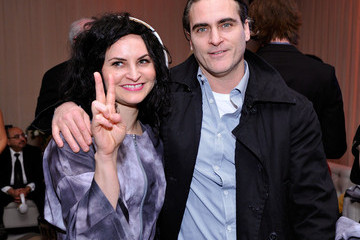 Joaquin Phoenix Perrier-Jouet Celebrates The Art of Elysium's 8th Annual HEAVEN Gala Presented By Samsung Galaxy