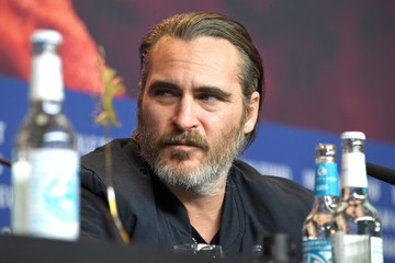 Joaquin Phoenix 'Don't Worry, He Won't Get Far on Foot' Press Conference - 68th Berlinale International Film Festival