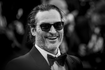 Joaquin Phoenix Closing Ceremony Red Carpet Arrivals - The 70th Annual Cannes Film Festival