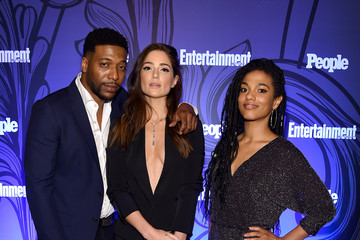 Jocko Sims Entertainment Weekly & People New York Upfronts Party 2018 - Inside